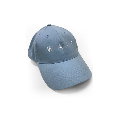 Nicole Millar - Blue Wait Hat